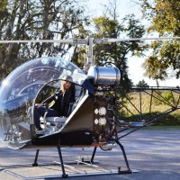Experimental helicopter kit2