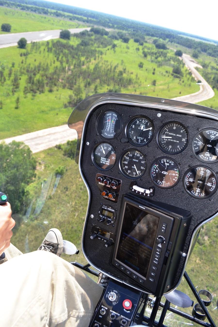 Safari Helicopter Marianna, Florida