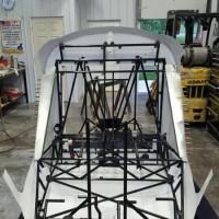 Safari Kit Helicopter Bare Frame